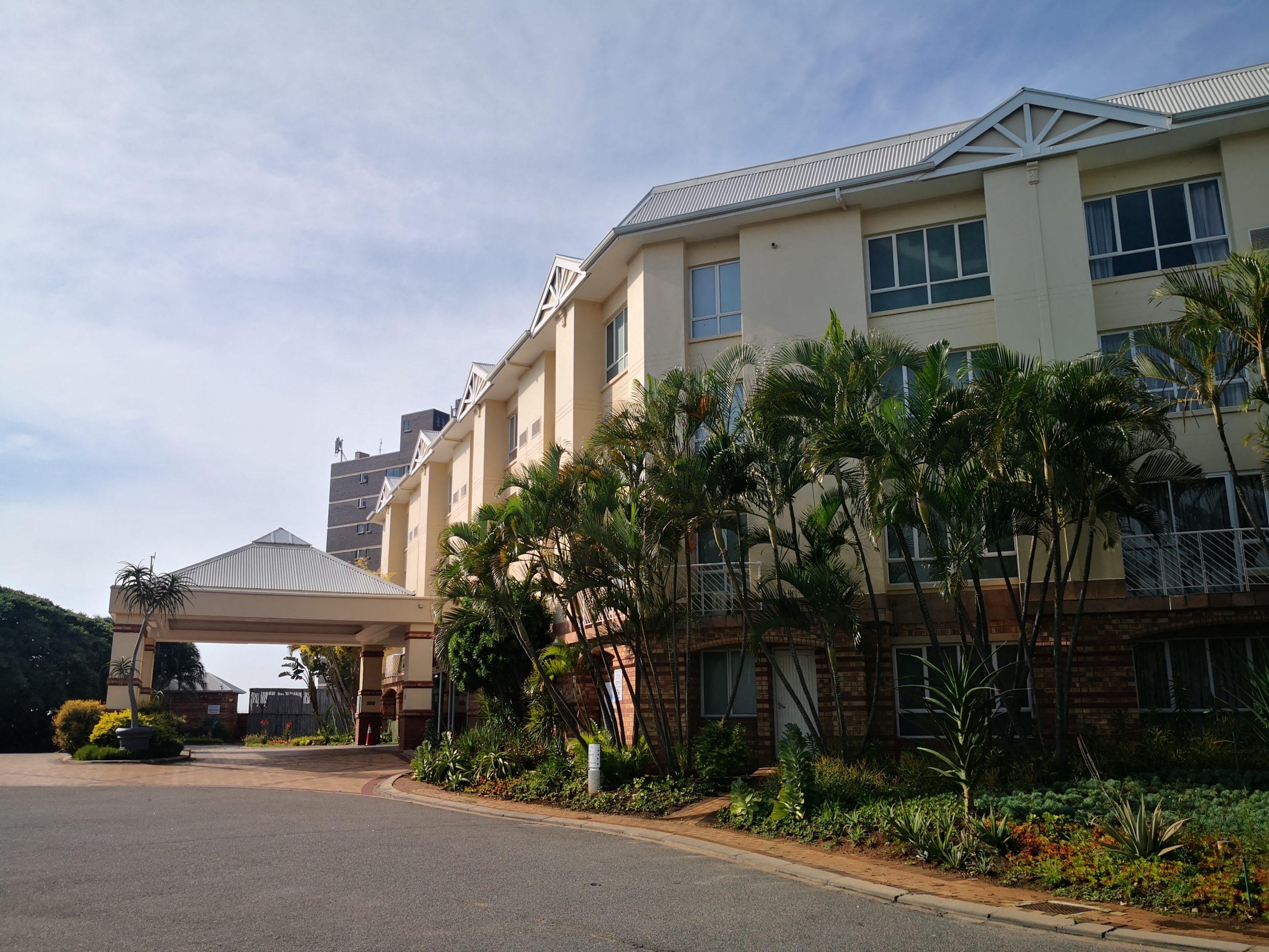 The Riverside Hotel