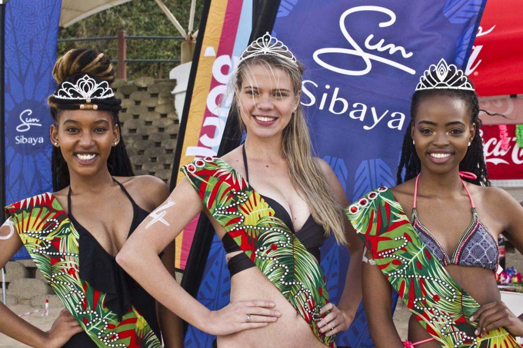 Winter Fest Winner- Chanelle Venter 1st Princess- Thabile Mnyandu 2nd Princess- Melissa Brown